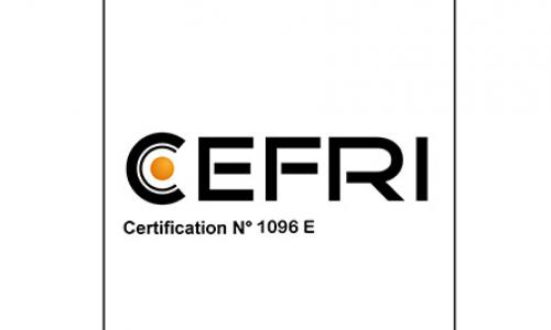 certification CEFRI